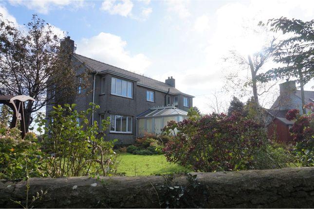 Rear View of Pentrefelin, Amlwch LL68
