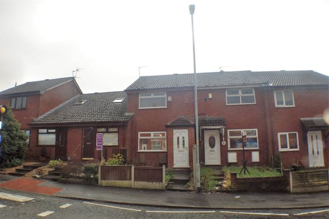 Thumbnail Terraced house to rent in Burnley Lane, Chadderton, Oldham
