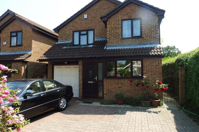 Thumbnail Detached house for sale in Chestnut Avenue, Langley, Slough