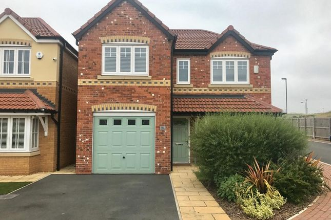4 bed detached house to rent in Hesley Road, Harworth, Doncaster DN11