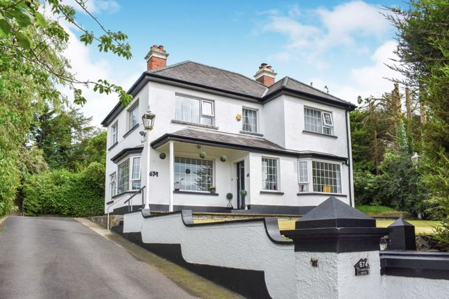 The Property of Saintfield Road, Carryduff BT8