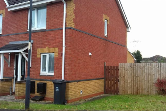 Thumbnail Semi-detached house to rent in Red Brook Road, Walsall