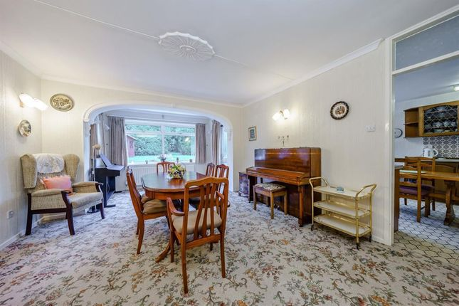 Dining Room of Court Drive, Lichfield WS14