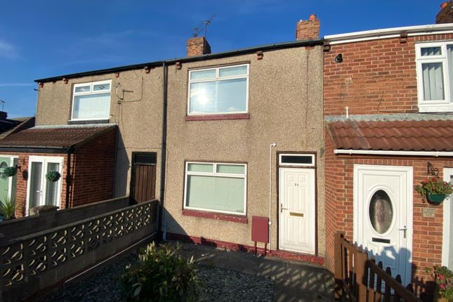 2 bed terraced house for sale in Hardwick Street, Blackhall Colliery, Hartlepool TS27
