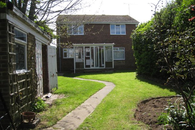 Thumbnail Detached house for sale in Kingsgate Avenue, Kingsgate, Broadstairs