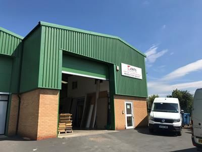 Thumbnail Light industrial to let in 5 Knights Close, Thurmaston, Leicestershire