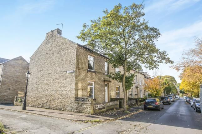 Thumbnail End terrace house for sale in Chester Road, Ackroyden, Boothtown, Halifax, West Yorkshire