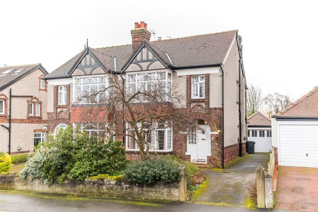 Thumbnail Semi-detached house for sale in Marsh House Road, Sheffield, South Yorkshire