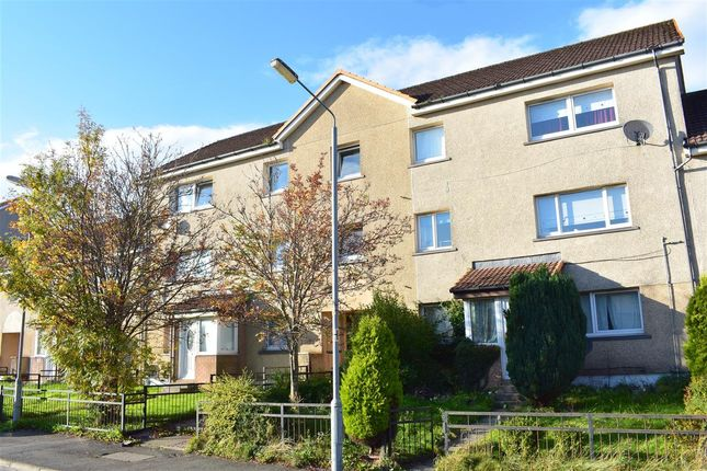 Thumbnail Flat to rent in Porchester Street, Glasgow