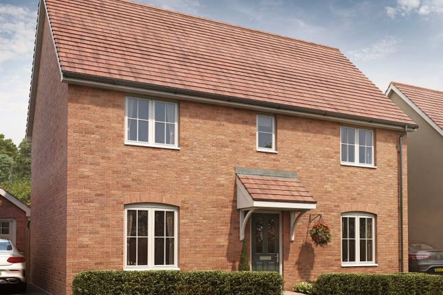 Thumbnail Detached house for sale in Plot 58, Kirby Road, Chelmsford
