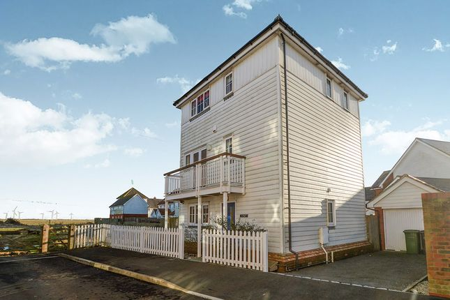 Thumbnail Detached house for sale in Linnet Lane, Camber, Rye