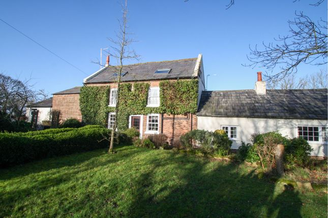 Thumbnail Detached house for sale in Saughall Massie Road, West Kirby, Wirral