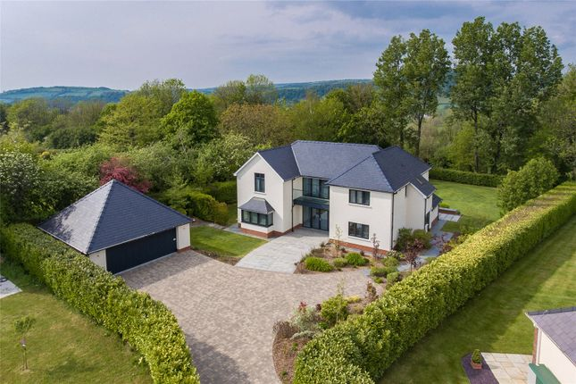 Thumbnail Detached house for sale in Cysgod Y Curyll, Capel Dewi Road, Capel Dewi