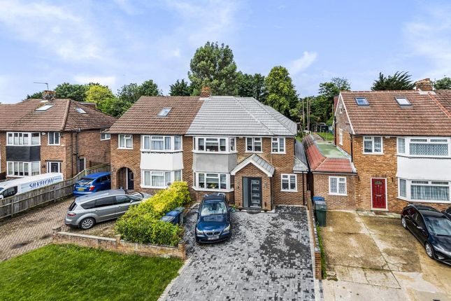 Thumbnail Semi-detached house to rent in High Wycombe, Buckinghamshire