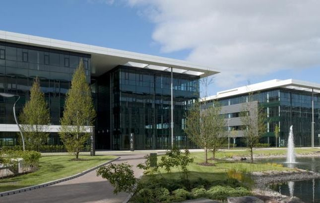 Office to let in Maxim 8, Maxim Office Park, Eurocentral