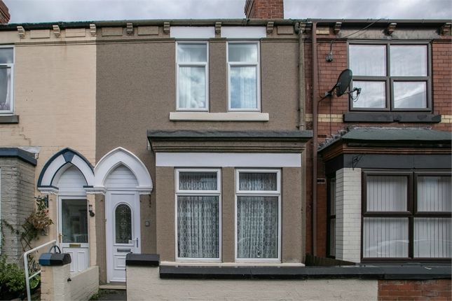 Thumbnail 3 bed terraced house for sale in Broughton Avenue, Doncaster, South Yorkshire