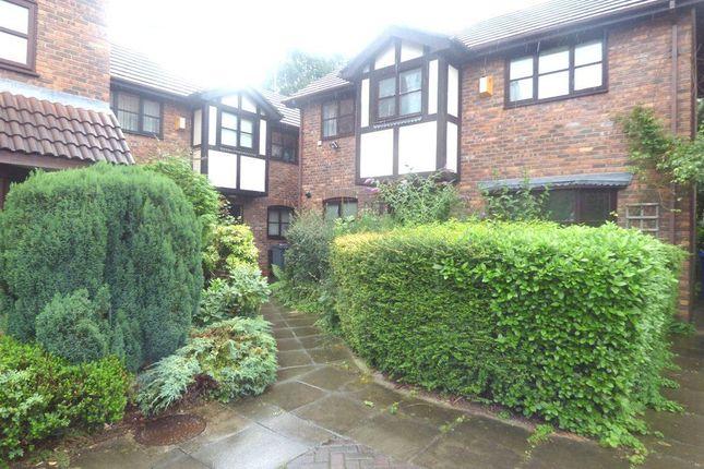 Thumbnail Semi-detached house to rent in Blackburn Gardens, Palatine Road, Didsbury, Manchester