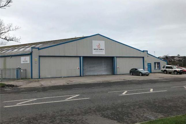 Industrial to let in Rossie Island Road, Montrose