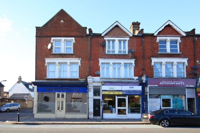 Thumbnail Flat to rent in High Street Colliers Wood, Colliers Wood, London