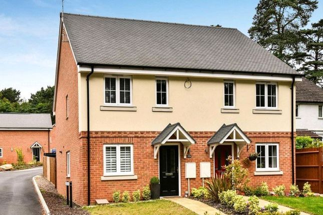 Thumbnail Semi-detached house for sale in Deepcut, Camberley