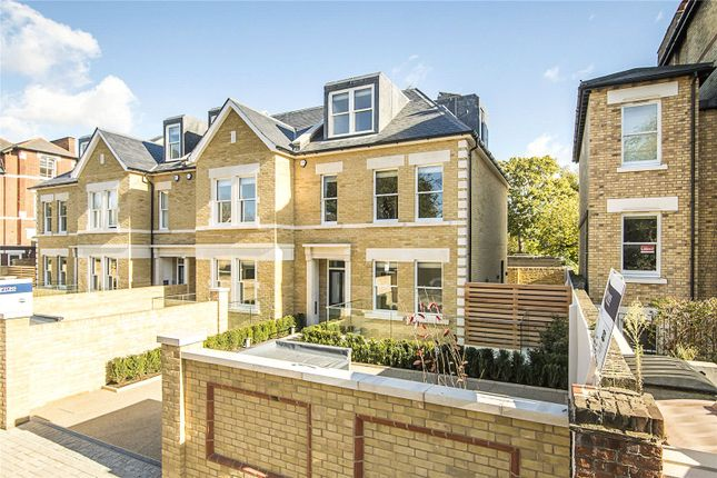 Thumbnail End terrace house for sale in Colinette Road, London