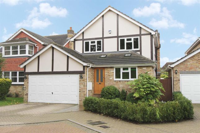 Thumbnail Detached house for sale in Irwin Close, Ickenham
