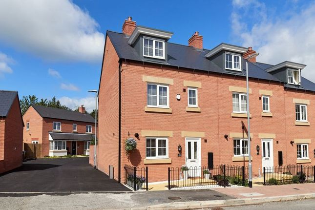Thumbnail Semi-detached house for sale in Zurich Avenue, Biddulph