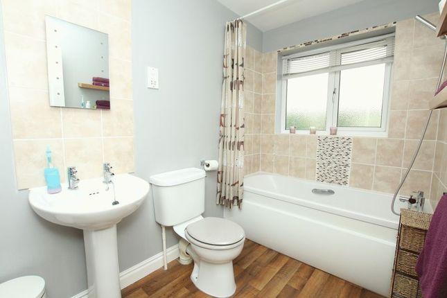 Bathroom of Chapel Lane, Harriseahead, Stoke-On-Trent ST7