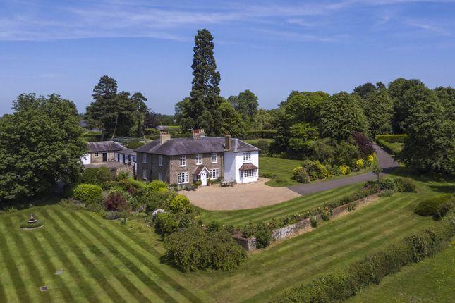 Thumbnail Country house for sale in Hodsoll Street, Sevenoaks, Kent