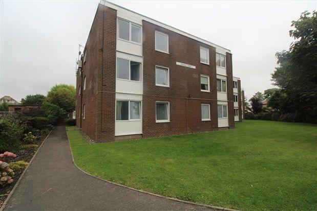 External of Rossall Court, Fleetwood FY7