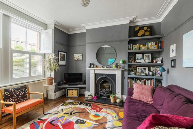 Thumbnail Flat for sale in Hargrave Road, Archway, London