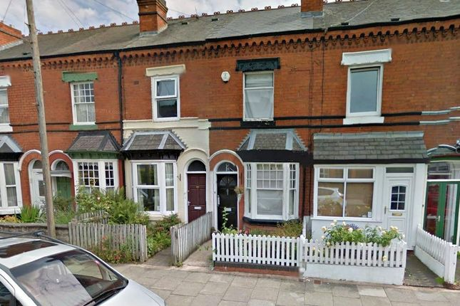 Thumbnail Terraced house to rent in Melton Road, Kings Heath, Birmingham