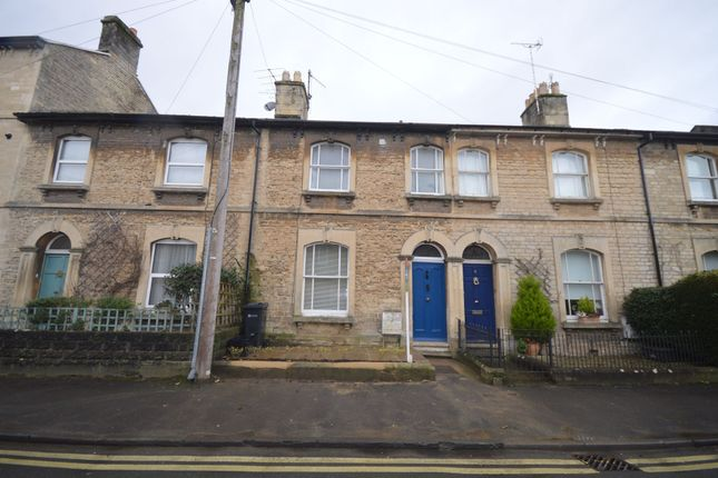 Thumbnail Terraced house to rent in Queen Street, Cirencester