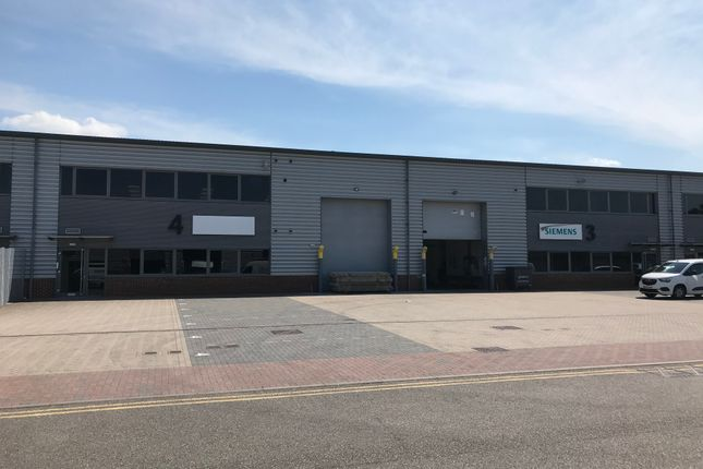 Thumbnail Industrial to let in Units 3 & 4 J4, 15 Doman Road, Camberley