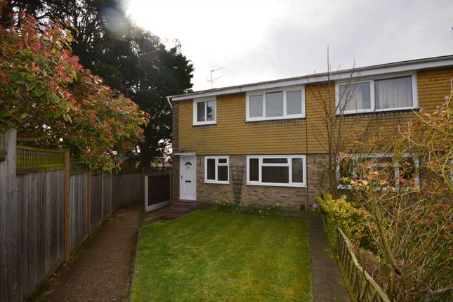 Thumbnail Maisonette to rent in Milford Close, London