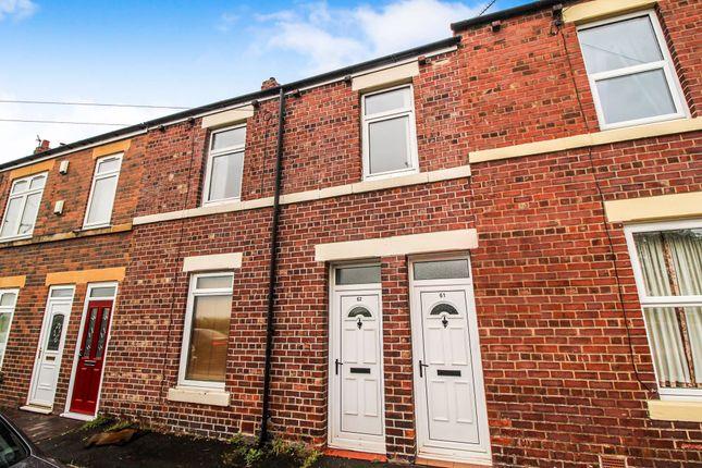 Thumbnail Flat to rent in Burradon Road, Burradon, Cramlington