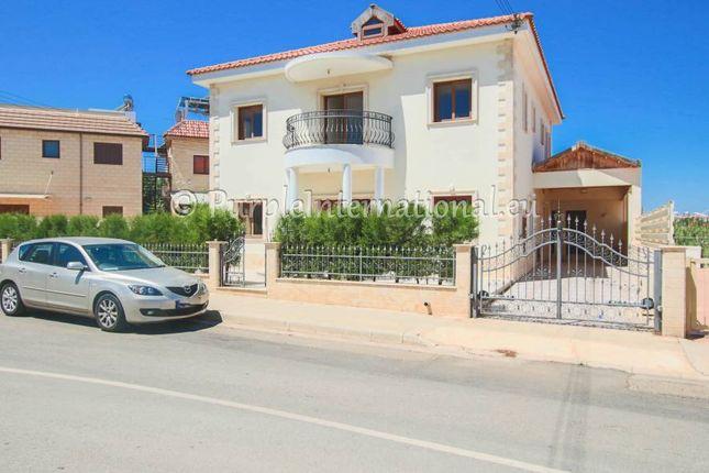Thumbnail Villa for sale in Tinou 17, Agia Triada Beach Gardens, Πρωταράς, Cyprus
