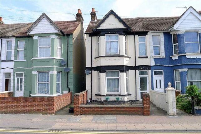 Thumbnail Semi-detached house for sale in Watling Street, Gillingham