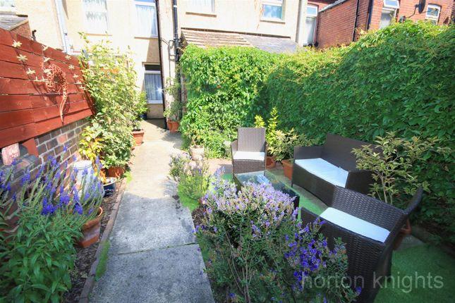 Rear Garden of Sheardown Street, Doncaster DN4
