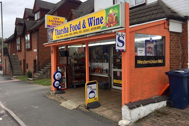 Retail premises for sale in Desborough Avenue, High Wycombe, Buckinghamshire.