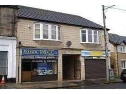 Thumbnail Flat to rent in London Street, Larkhall