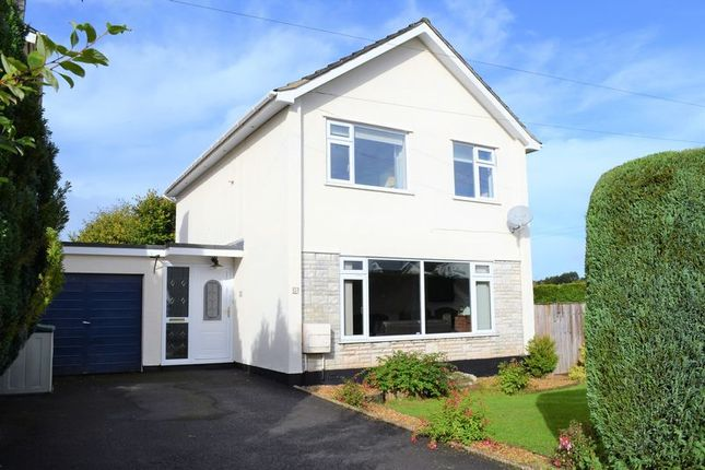 Thumbnail Detached house for sale in Pinewood Avenue, Midsomer Norton, Radstock