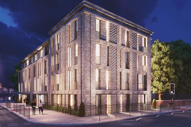 Thumbnail Flat for sale in Farnworth Street, Fairfield, Liverpool