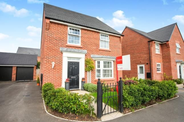 Thumbnail Detached house for sale in Dunlin Way, Winsford, Cheshire