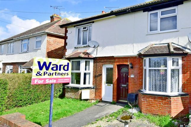 Thumbnail Terraced house for sale in Glover Road, Willesborough, Ashford, Kent