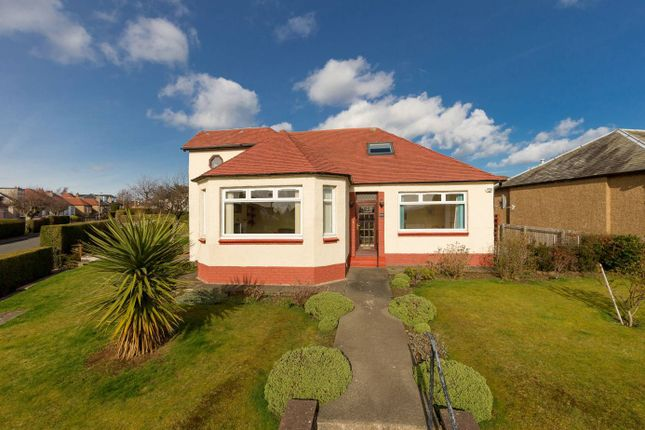 Thumbnail Detached bungalow for sale in 44 Craigmount Gardens, Corstorphine