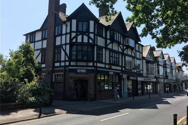 Thumbnail Retail premises for sale in 50, Bramhall Lane South, Bramhall, Stockport, Greater Manchester, UK