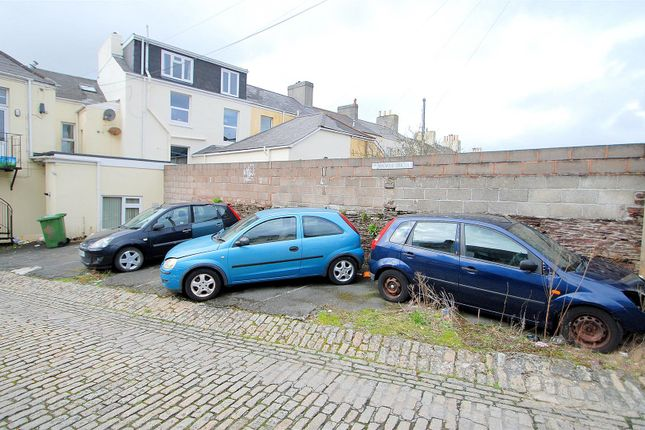 Parking of Alton Place, North Hill, Mutley, Plymouth PL4