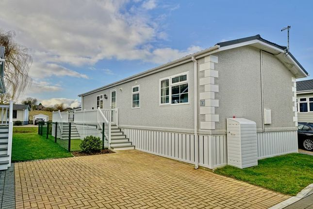 Thumbnail Detached bungalow for sale in Waters, Yarwell Mill, Yarwell, Peterborough