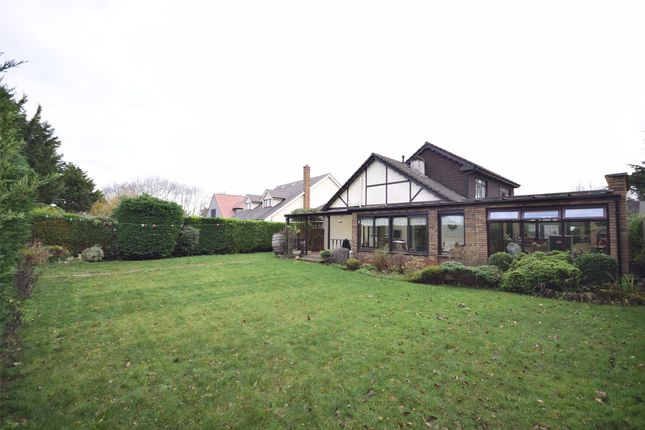 Thumbnail Detached bungalow for sale in Bristol Road, Frenchay, Bristol